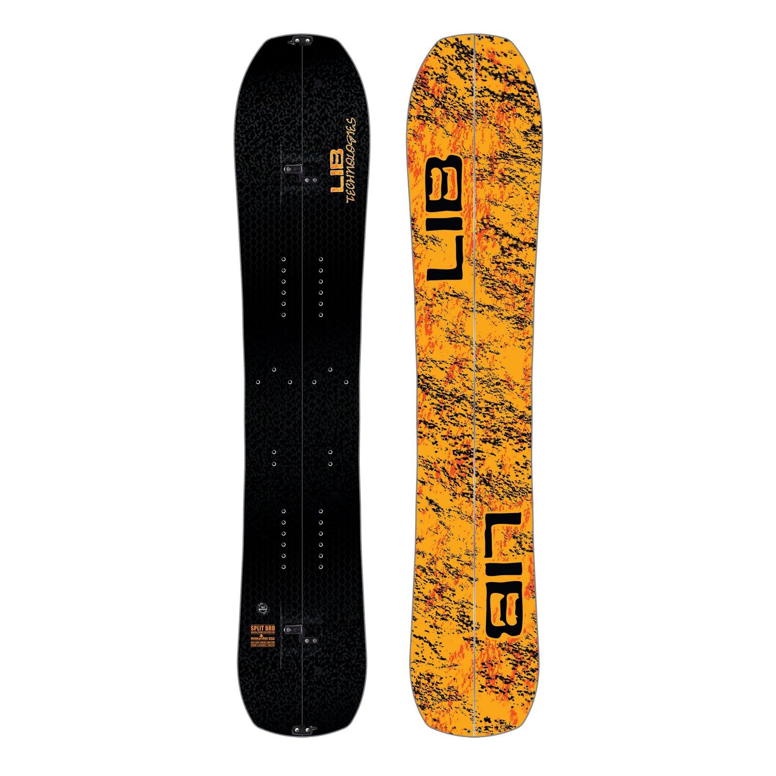 Lib Tech Splitbrd Splitboard - 159