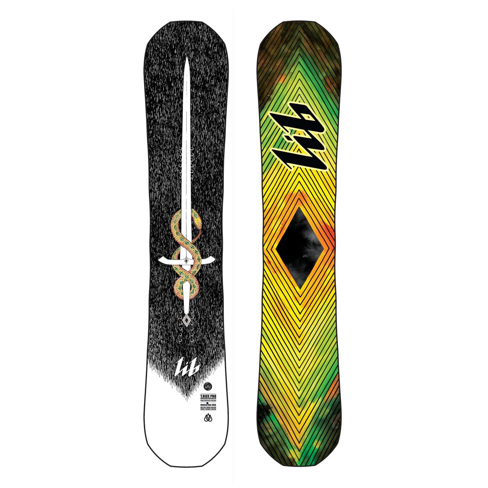 Travis Rice Pro HP Blunt Snowboard