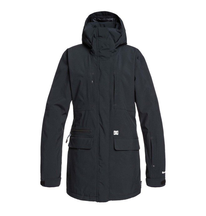 DC Women's Panoramic 30K Packable Snow Jacket - Black