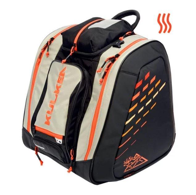 Kulkea Thermal Trekker - Cool Grey / Black / Orange