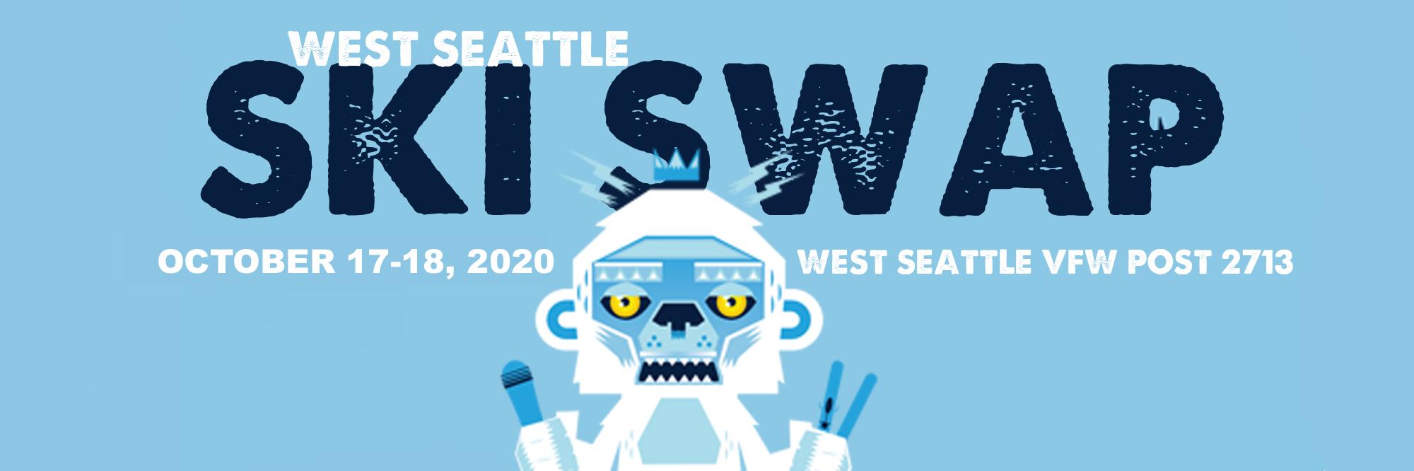 2020 West Seattle Ski Swap