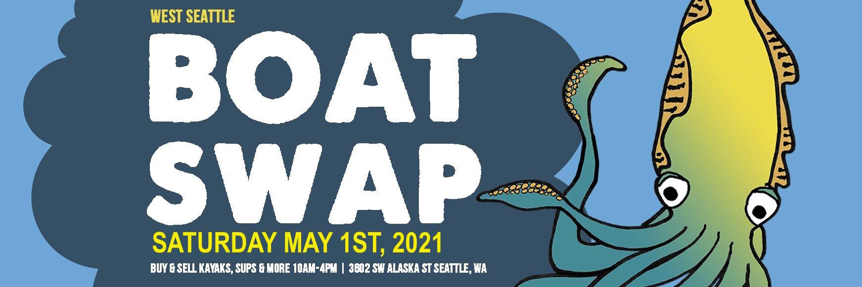 2021 West Seattle Boat Swap