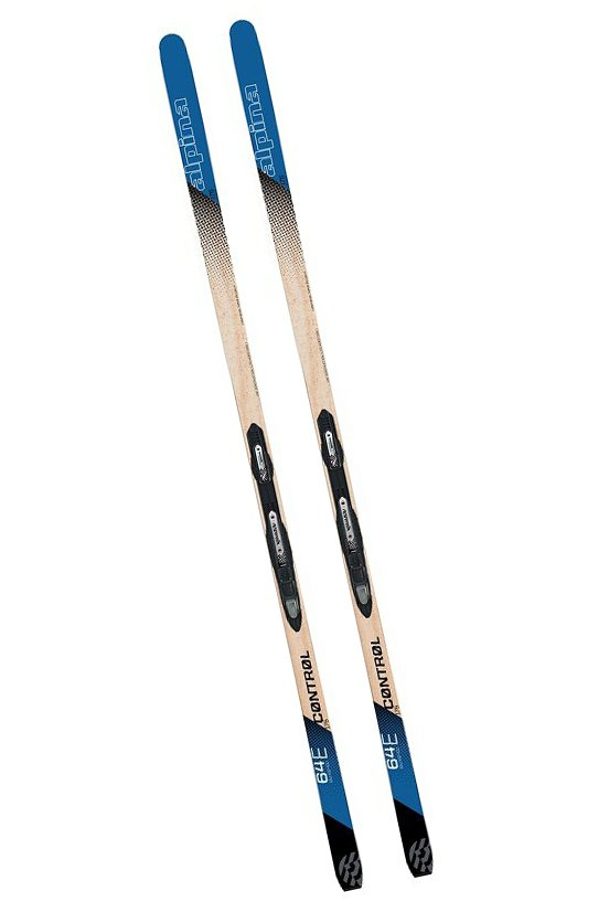 Alpina Control 64 Edge Nordic Skis