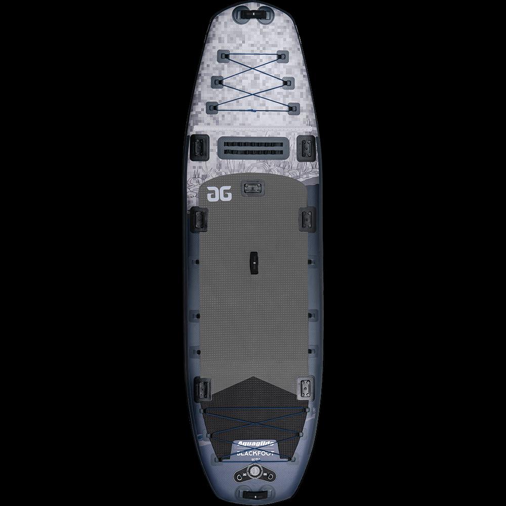 Aquaglide Blackfoot Angler 11' Inflatable SUP