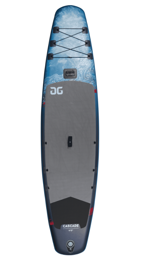 Aquaglide Cascade 11'0 Inflatable SUP Package