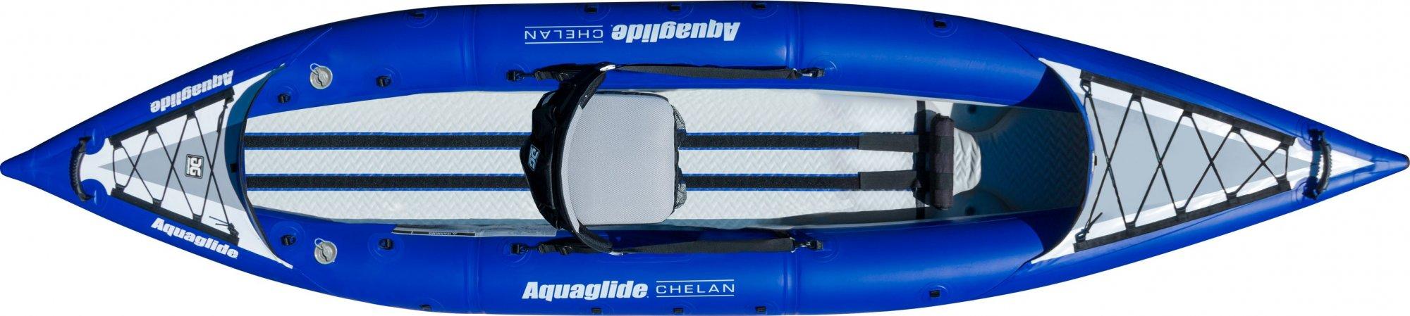 Aquaglide Chelan 140 HB Inflatable Kayak