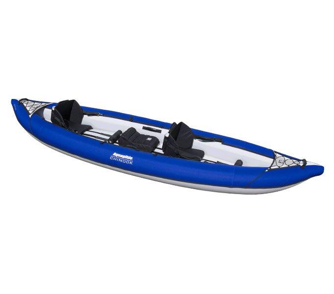 Aquaglide Chinook XP Tandem XL Inflatable Kayak - Show Sample