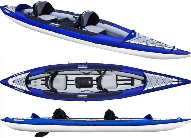Aquaglide Columbia XP Tandem