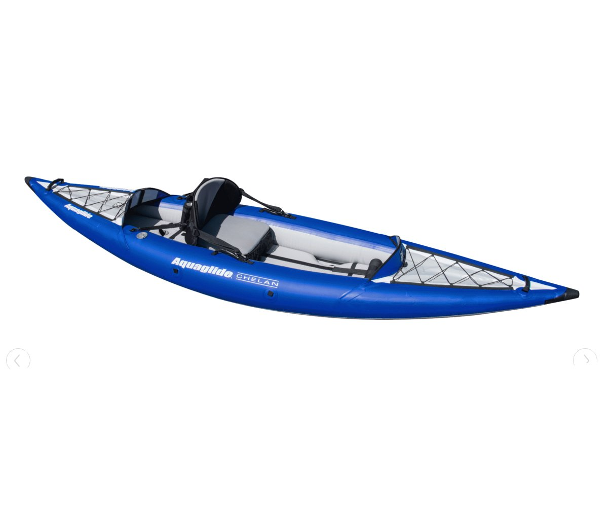 Aquaglide Chelan HB One Inflatable Kayak - USED