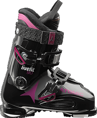 Atomic Live Fit 90 Women's Ski Boots