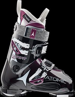 Atomic Live Fit 90 Women's Ski Boot (2016-17)