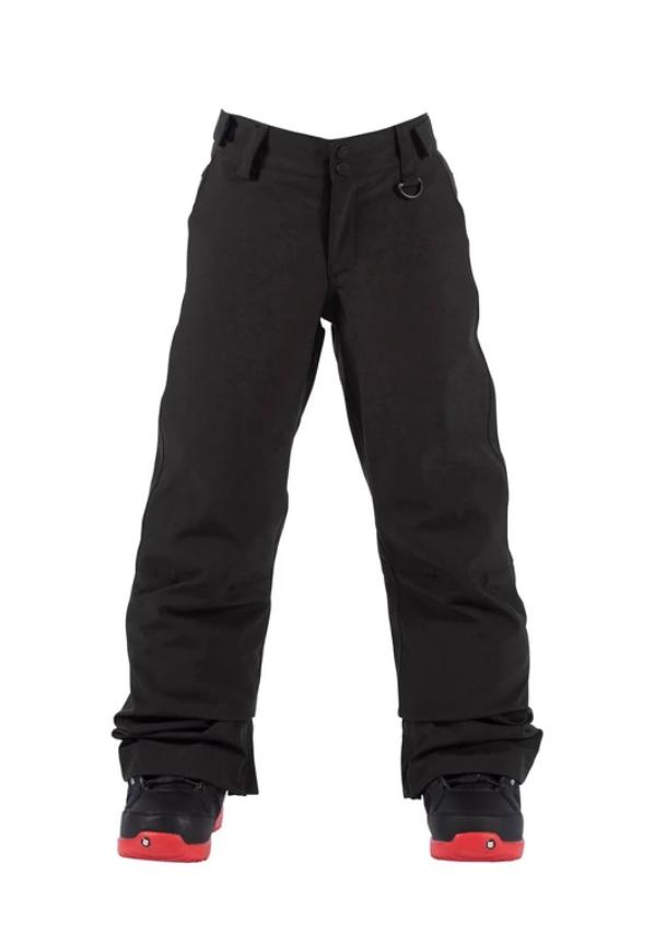 Bonfire Youth Tactical Snow Pants - Black
