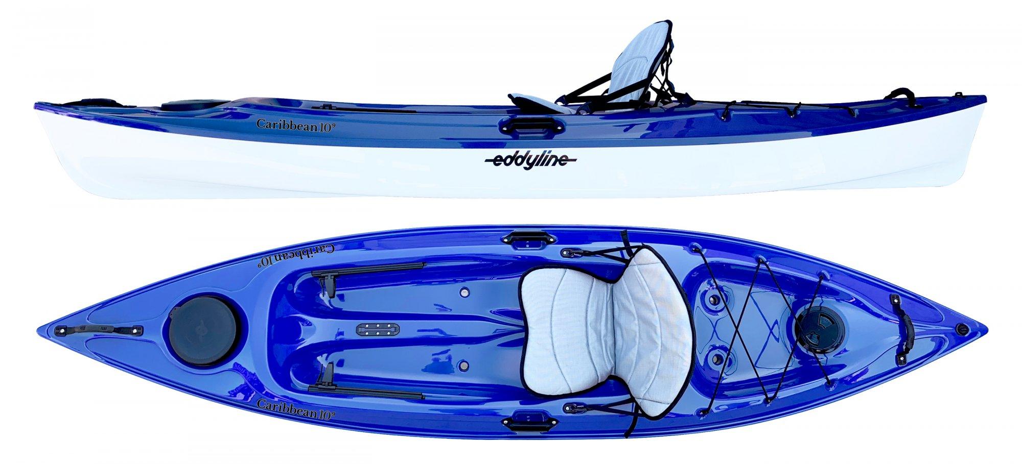 Eddyline Caribbean 109 Sit On Top Kayak