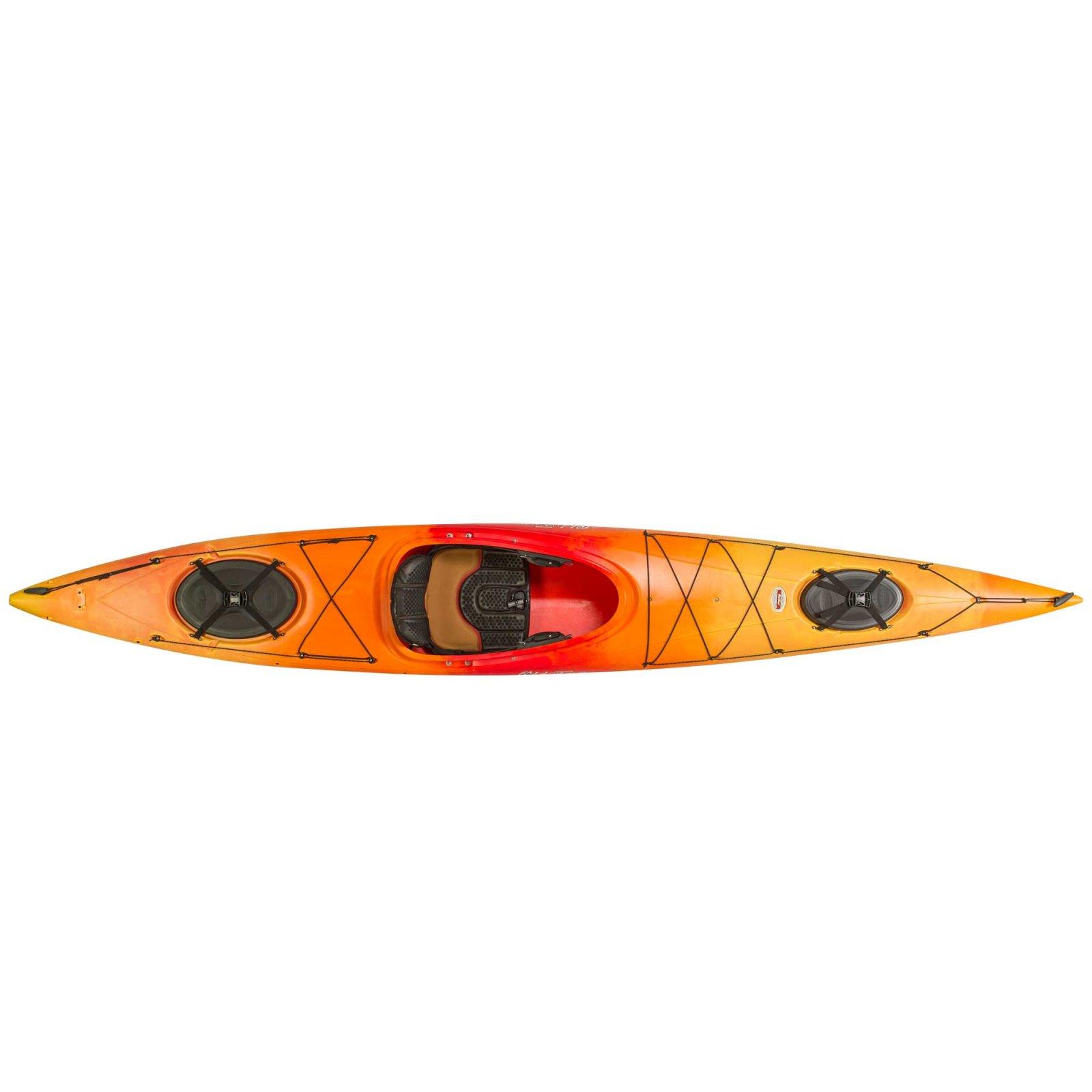Old Town Castine 140 w/ Rudder Kayak