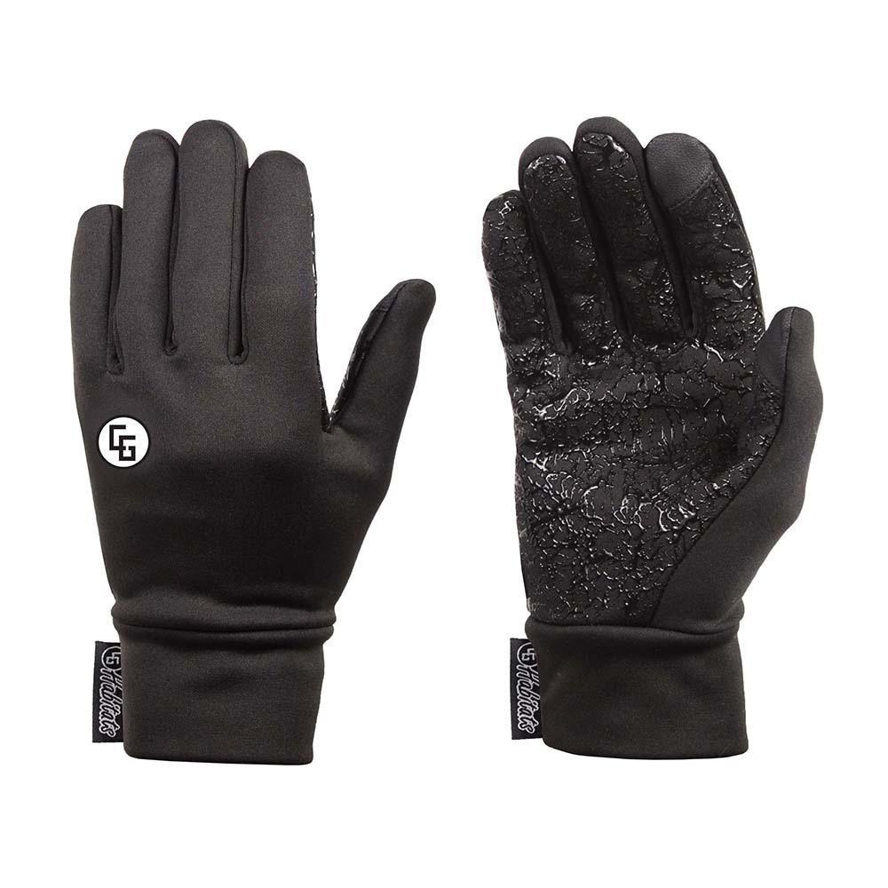 CG Habitats Street Liner Gloves - Black