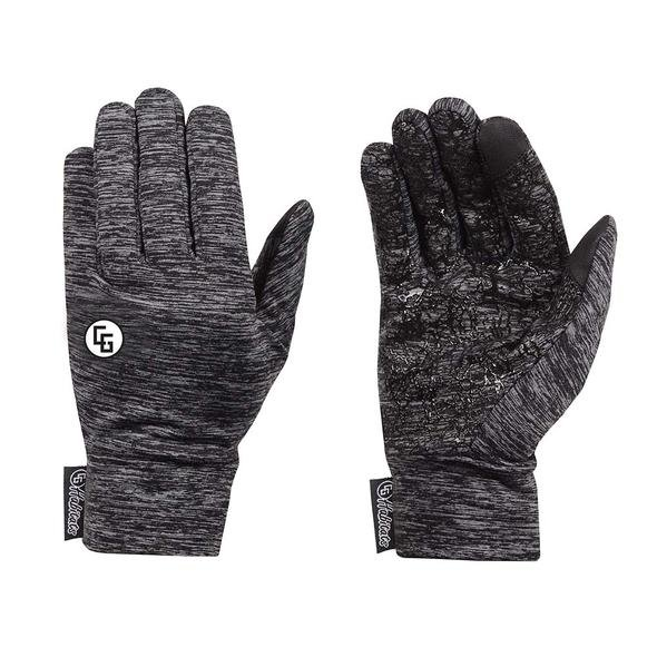 CG Habitats Street Liner Gloves - Heather Grey
