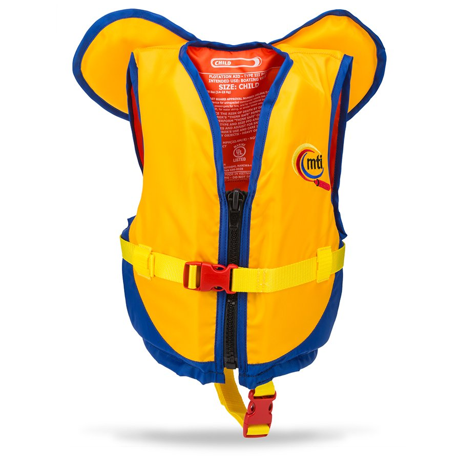 MTI Child's PFD w/Collar