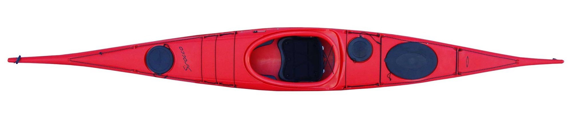 Current Designs Sirocco Kayak - Red