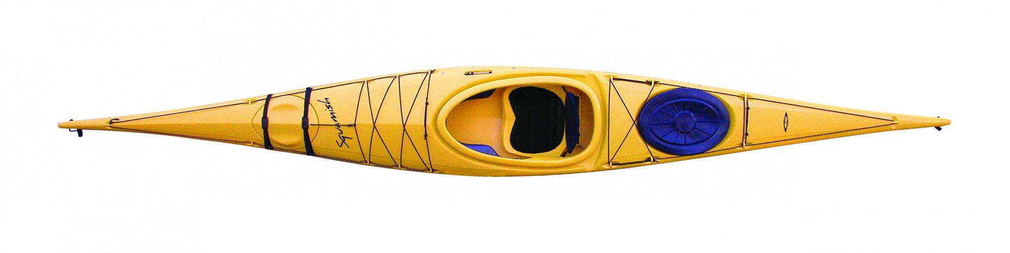 Current Designs Squamish Kayak - Yellow