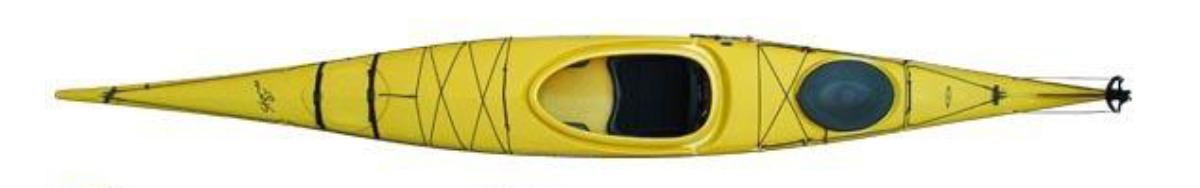 Current Designs Storm GT Kayak - Blue