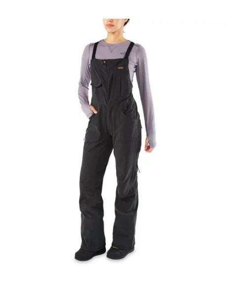 Dakine Brentwood Women's Bib Pants - Black