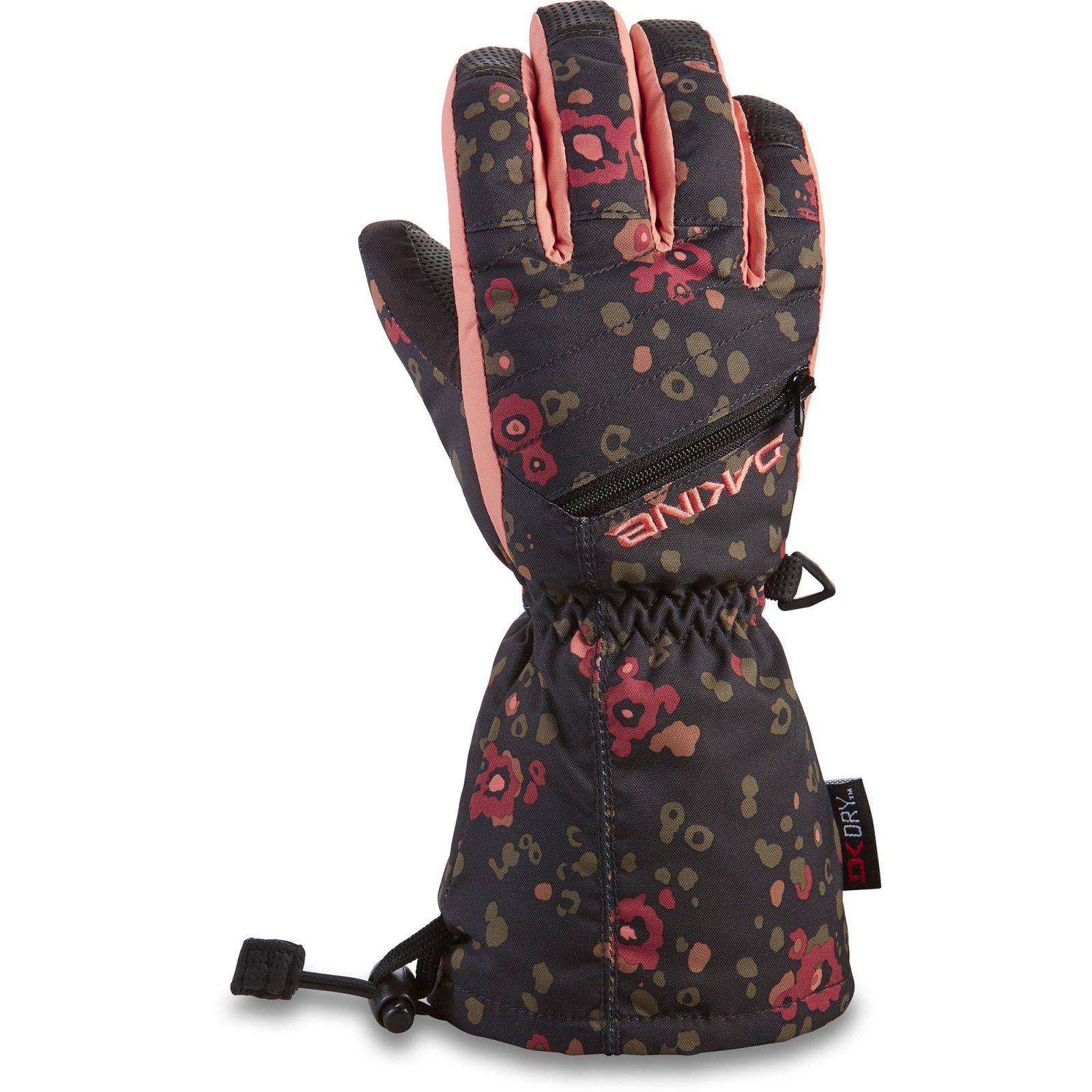 Dakine Tracker Jr Gloves - Begonia