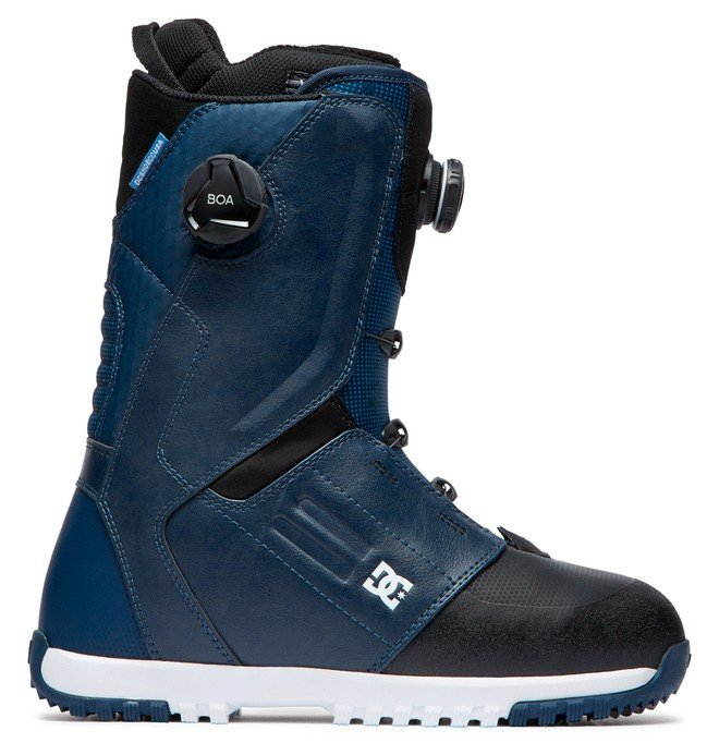 DC Men's Control Snowboard Boots - Dark Blue