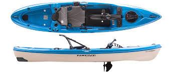 Native Watercraft Slayer Propel 12 LT Fishing Kayak