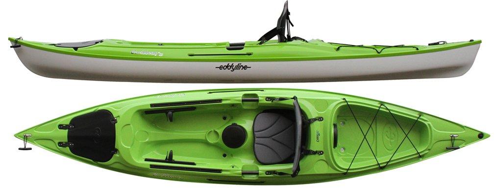 Eddyline Caribbean 12 Sit-On-Top Kayak