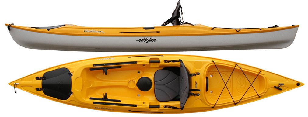 Eddyline Caribbean 12 Sit-On-Top Kayak