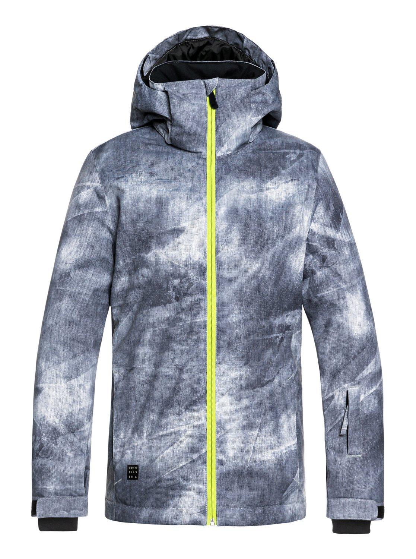Quiksilver Boy's 8-16 Mission Snow Jacket
