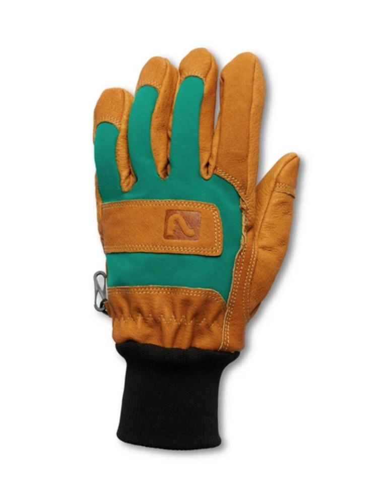 Flylow Magarac Glove - Natural/ Mallard
