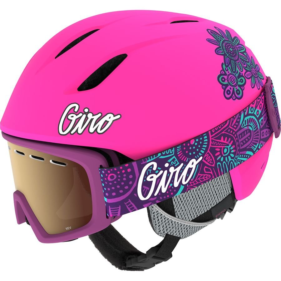 Giro Launch Youth Combo Helmet/Goggle Pack - Small