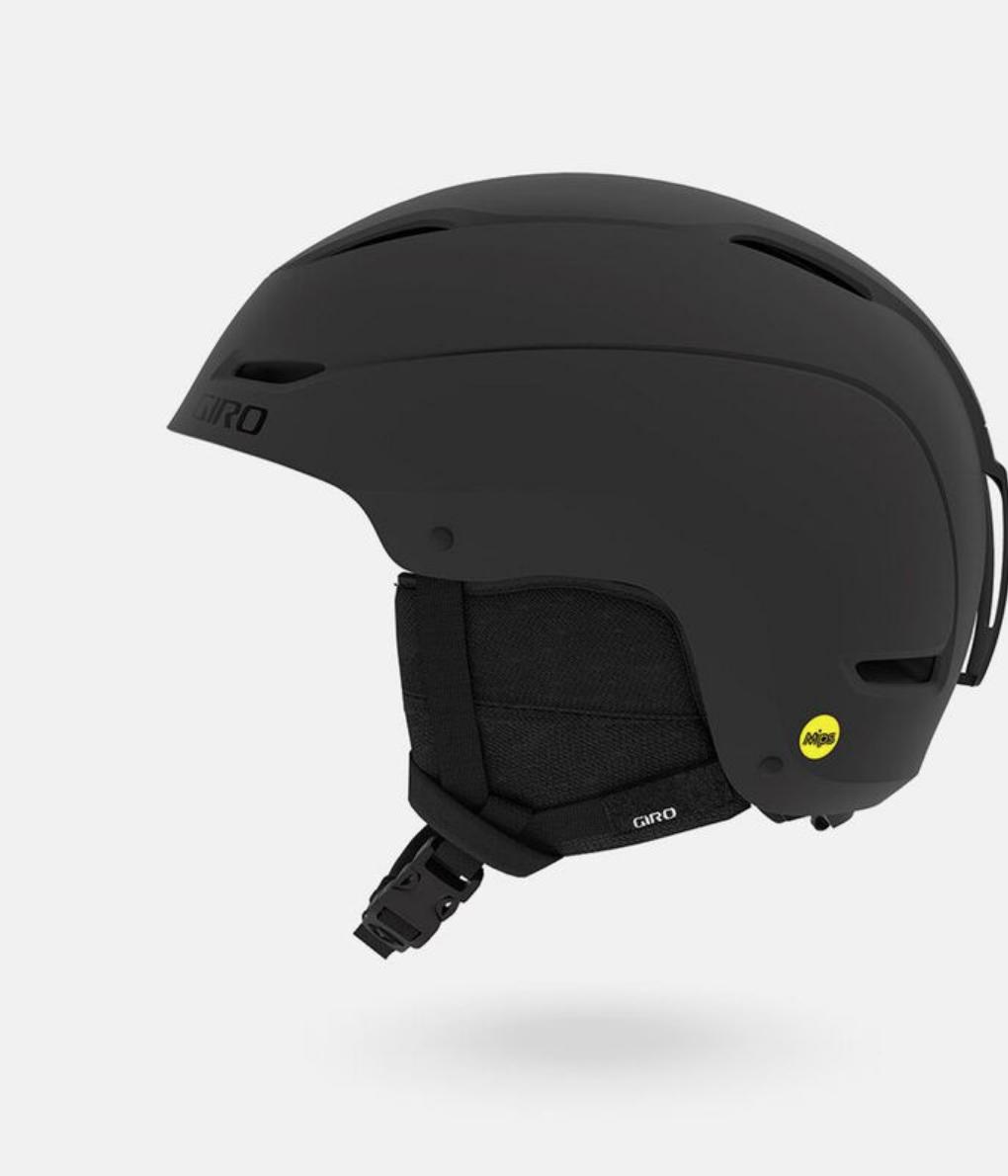 Giro Ratio MIPS Helmet - Matte Black