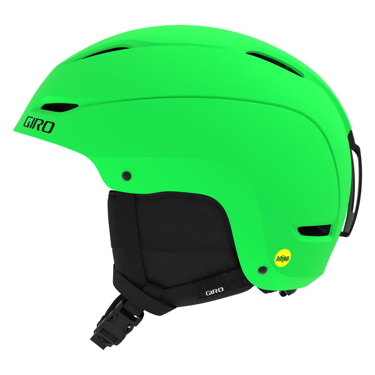Giro Ratio MIPS Helmet - Matte Bright Green