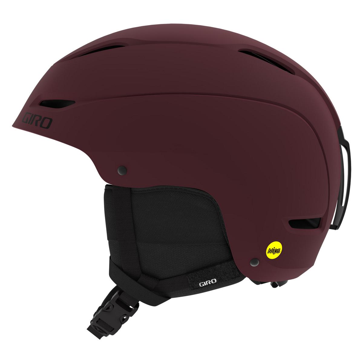 Giro Ratio MIPS Helmet - Matte Oxide Red