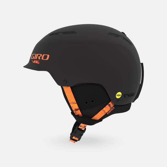 Giro Trig MIPS Snow Helmet - Matte Black Lava