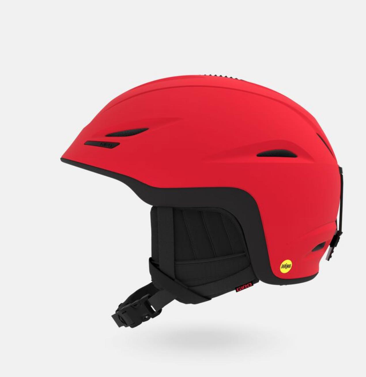 Giro Union MIPS Helmet - Matte Bright Red