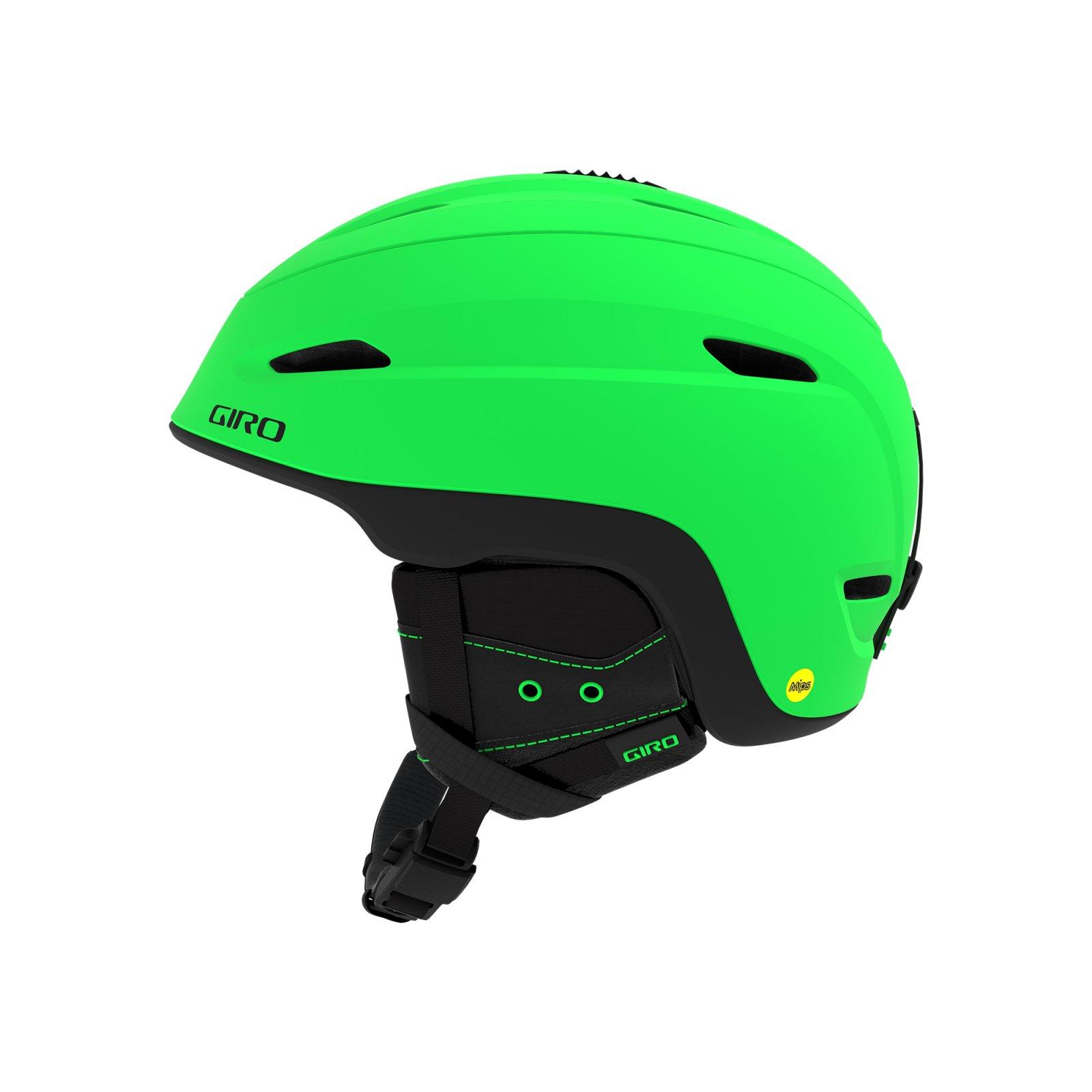 Giro Zone MIPS Helmet - Matte Bright Green