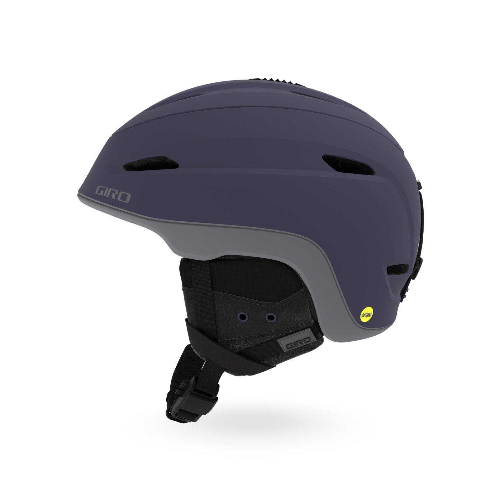 Giro Zone MIPS Helmet - Matte Midnight / Charcoal