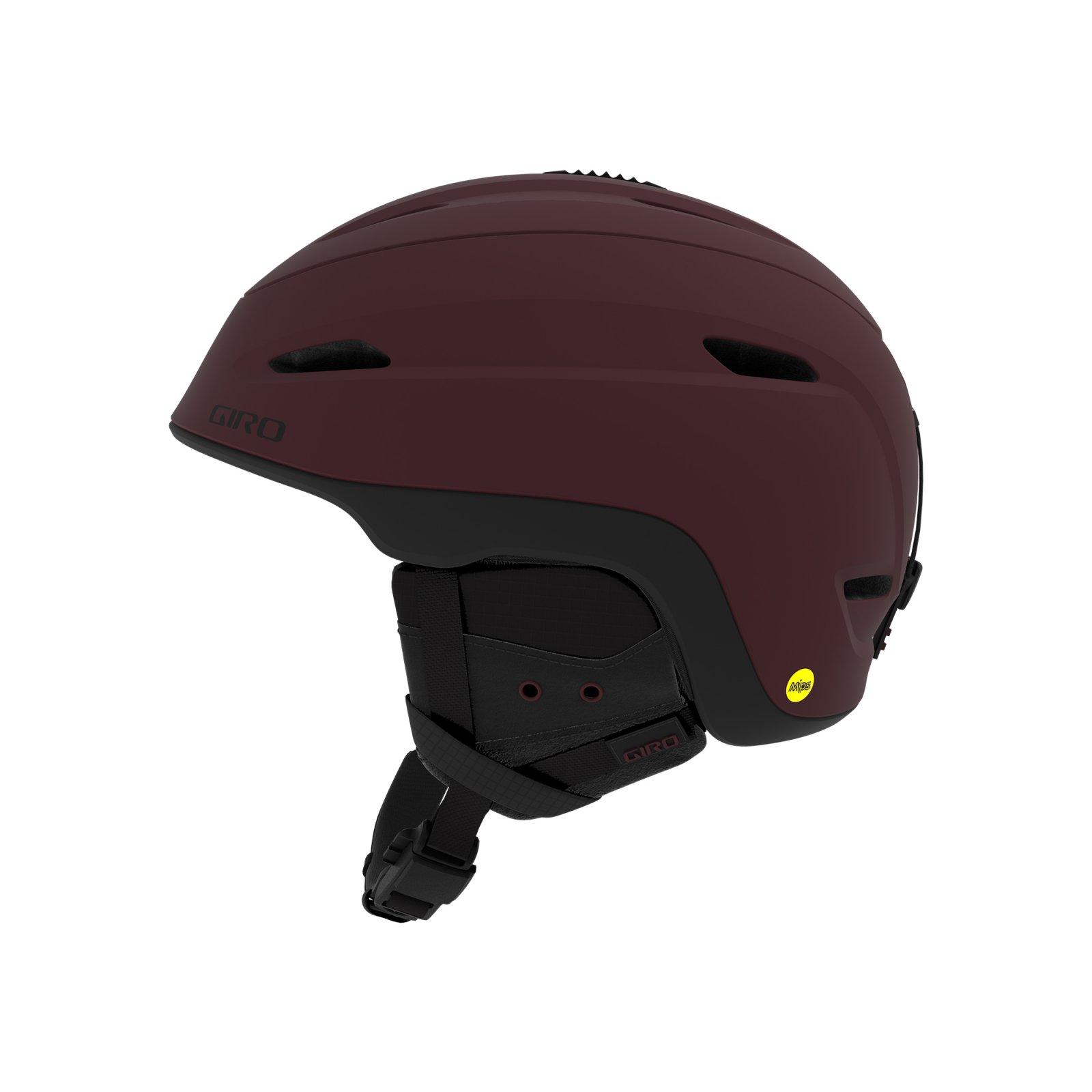Giro Zone MIPS Helmet - Matte Oxide Red