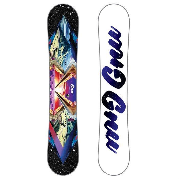 Gnu Asym Velvet Gnuru C2E Snowboard