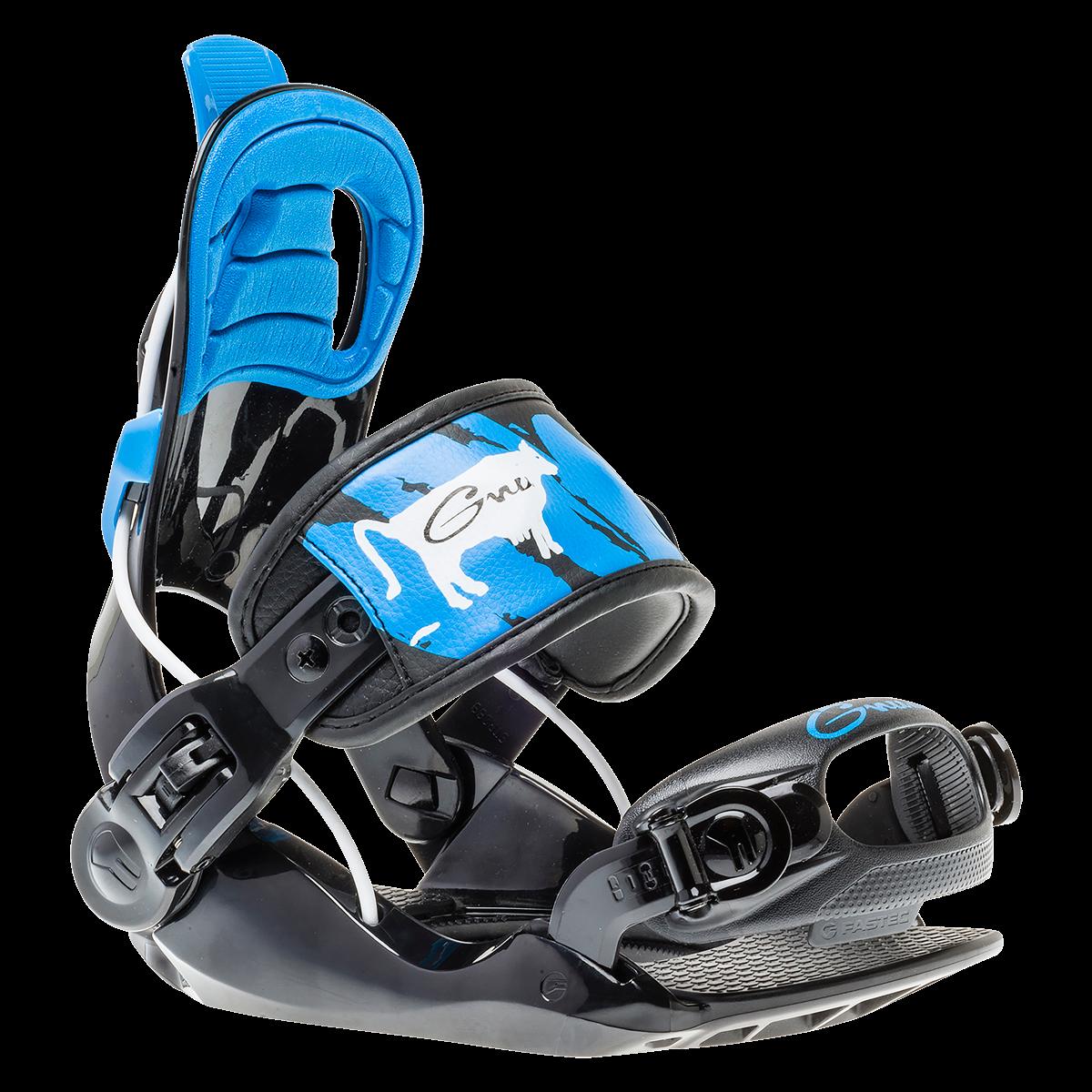 Gnu Gnunior Snowboard Binding