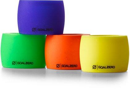 Goal Zero Light-A-Life Mini Colored Shades-4Pack