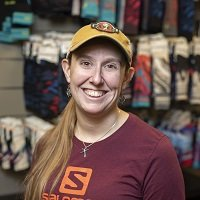 Mountain to Sound Outfitters West Seattle General Manager Heather Woodhams