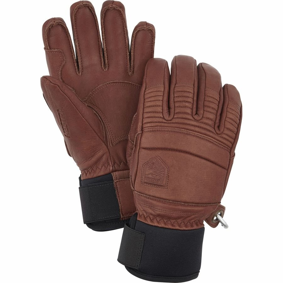 Hestra Fall Line Gloves - Brown