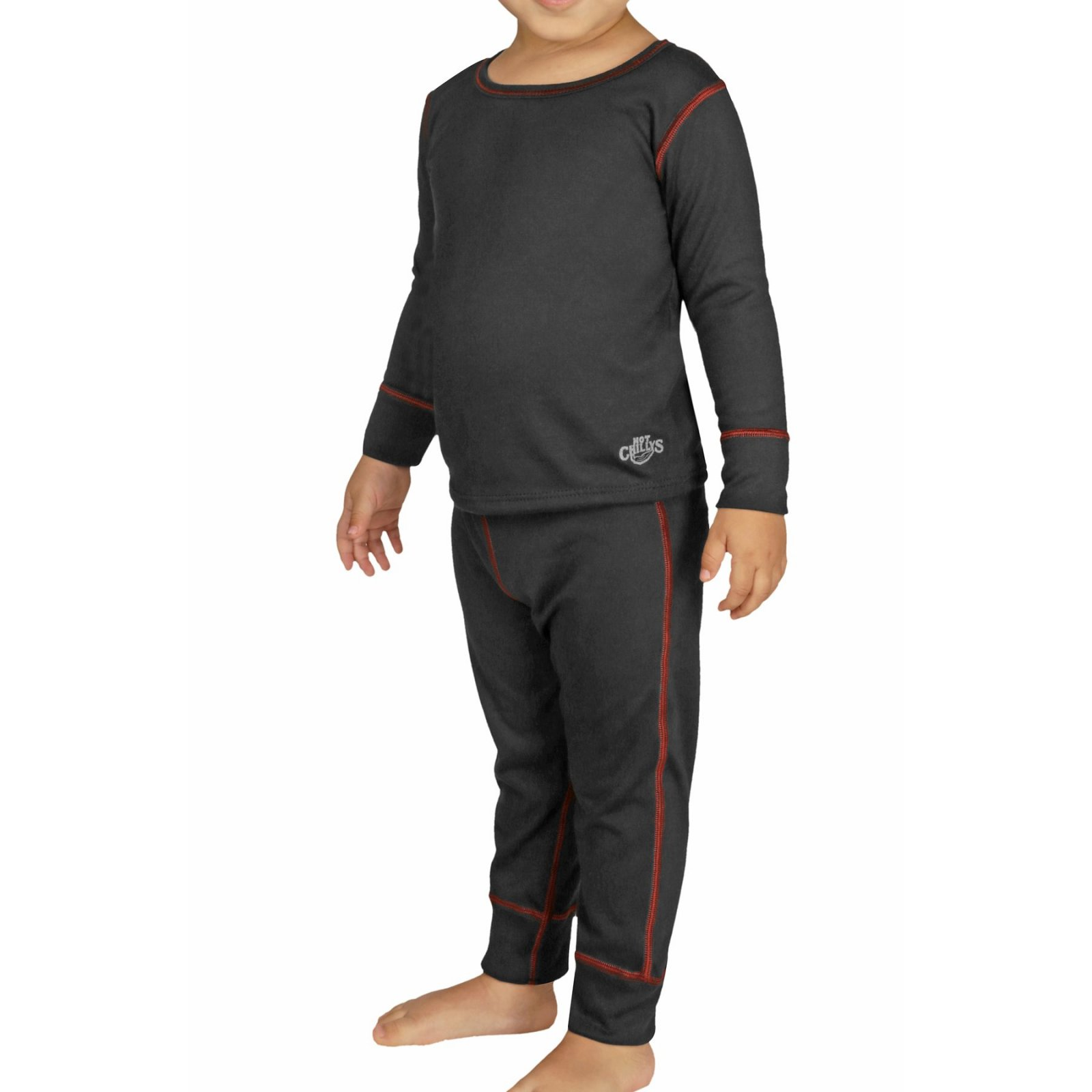 Hot Chillys Youth Midweight Toddler Set
