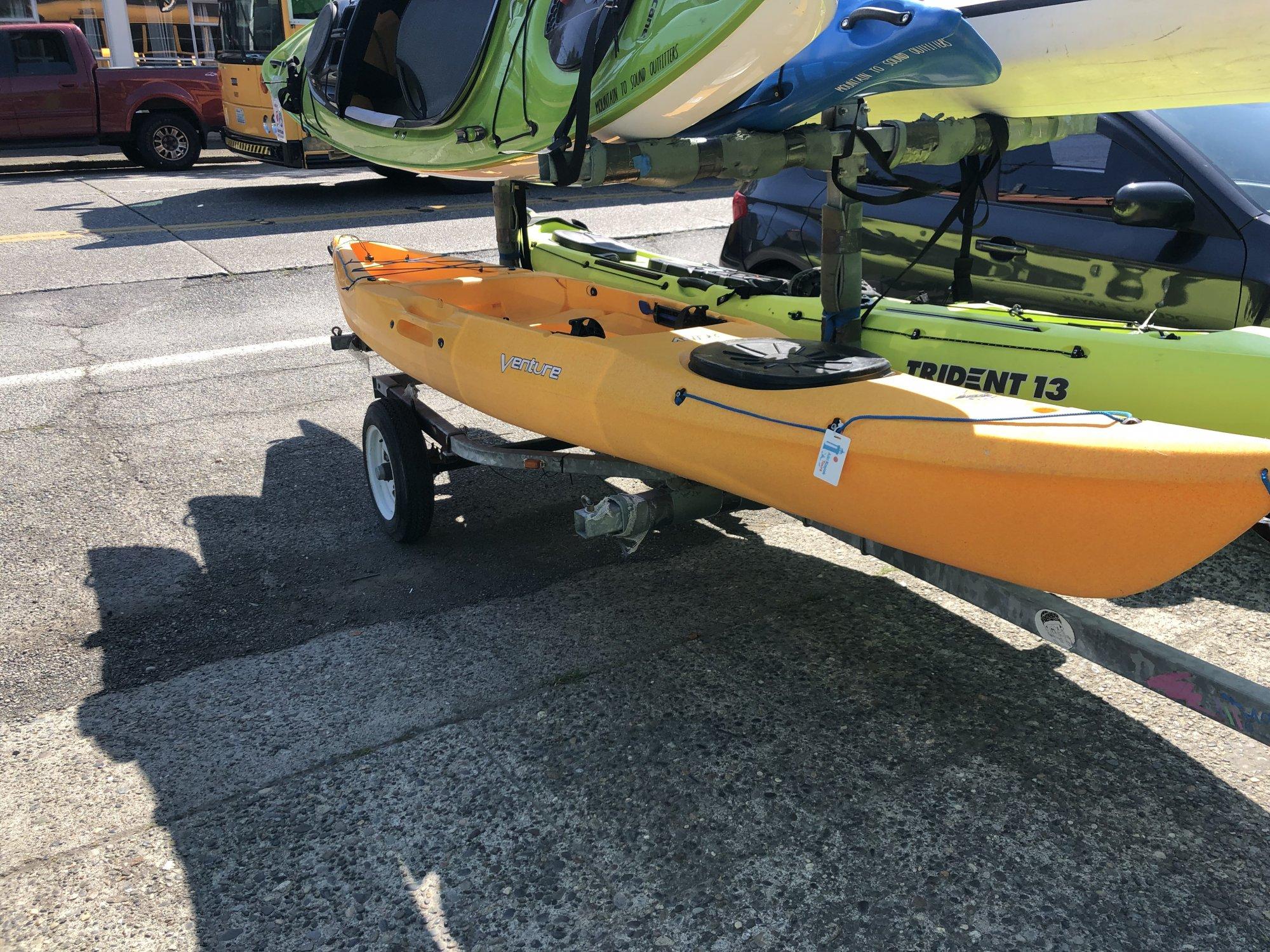 USED Venture Islay Sit-on-top Kayak