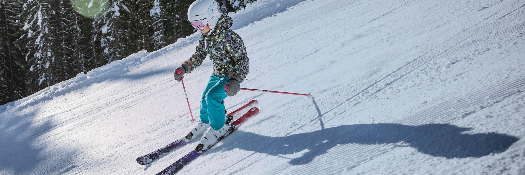 Kids alpine ski bindings from Atomic, Marker, Salomon, for sale in West Seattle, WA