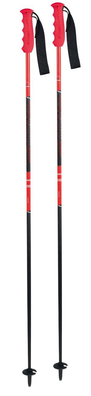Komperdell Carbon Champion Red Ski Poles - Marco